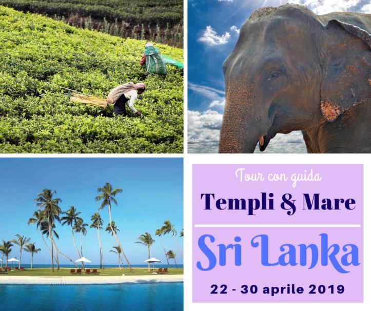 Sri Lanka Tour e Mare