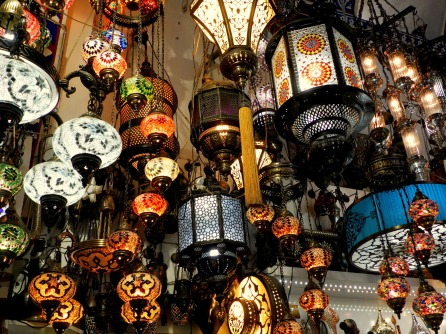 istanbul-Gran Bazaar