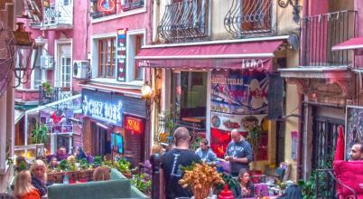 mercato dei fiori istanbul