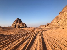 Wadi Rum - Jordan Adventure