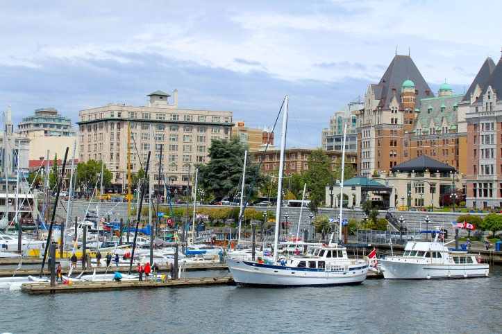Vancouver Island - Victoria