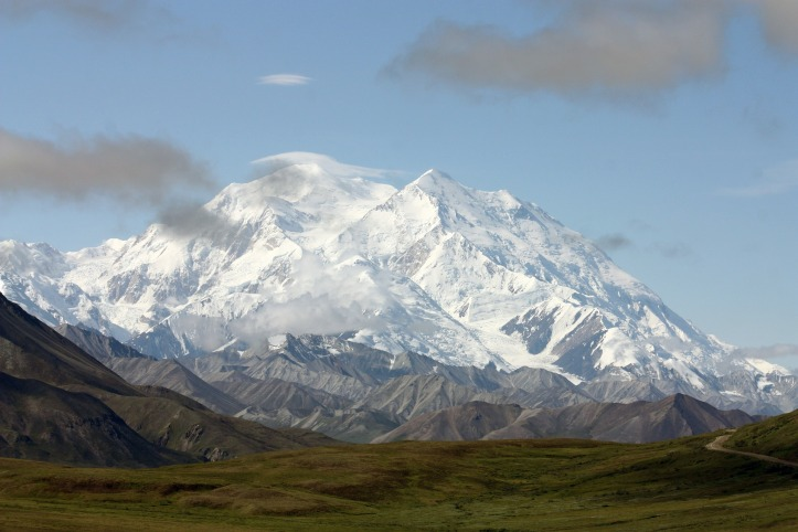 Mount Mckinley - Denali NP - Alaska