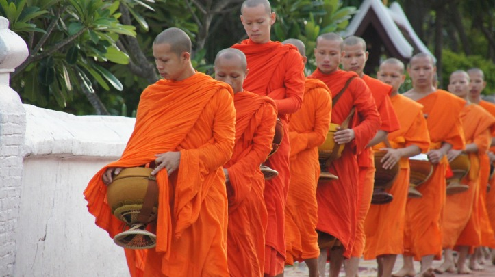 Tak Bath - Luang Prabang - Laos
