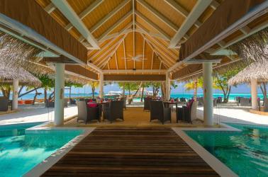 Vilu Reef - Maldive Restaurant