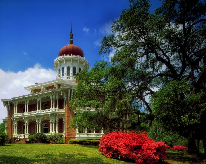 Longwood House - Natchez