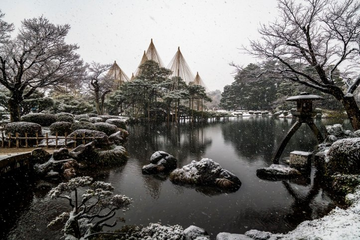Kanazawa - Kenrokuen Garden