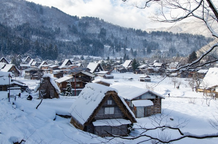 Shirakawa-go - Winter.jpg