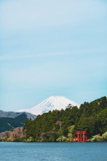 Monte Fuji - Hakone
