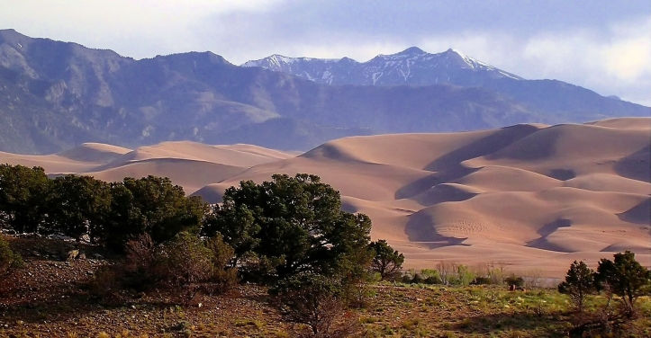 Great Sands Dunes NP