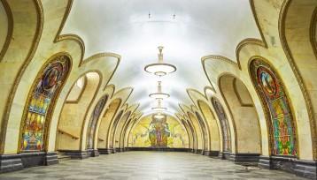 mosca-metro-stazione-novoslobodskaya Fonte Olycom