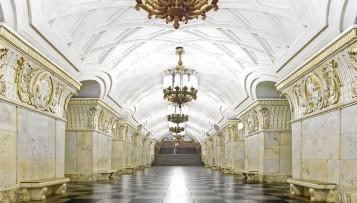 mosca-metro-stazione-prospekt-mira Fonte Olycom