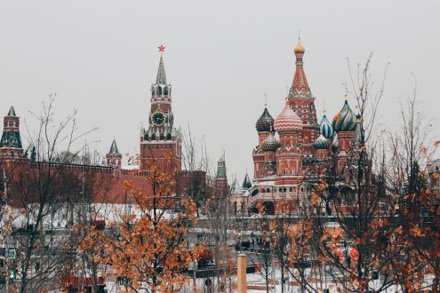 Mosca - Piazza Rossa