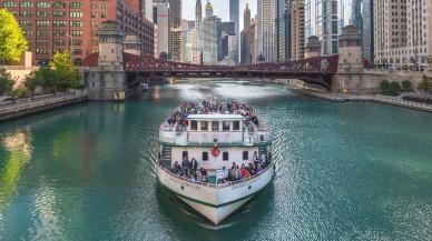 credit@ Chicago Achitecture River Cruise