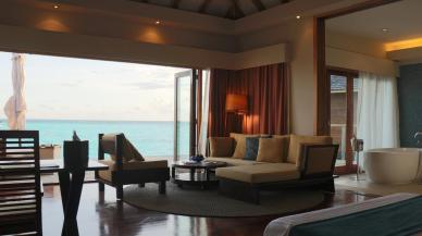 Vakarufalhi Overwater - Maldive