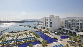 Aqaba hotel - Giordania