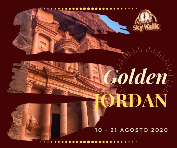 Copertina Golden Jordan