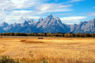 Grand Tetons-Wyoming